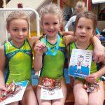Fenne en Bobbi medaille op Jong Talentenwedstrijd